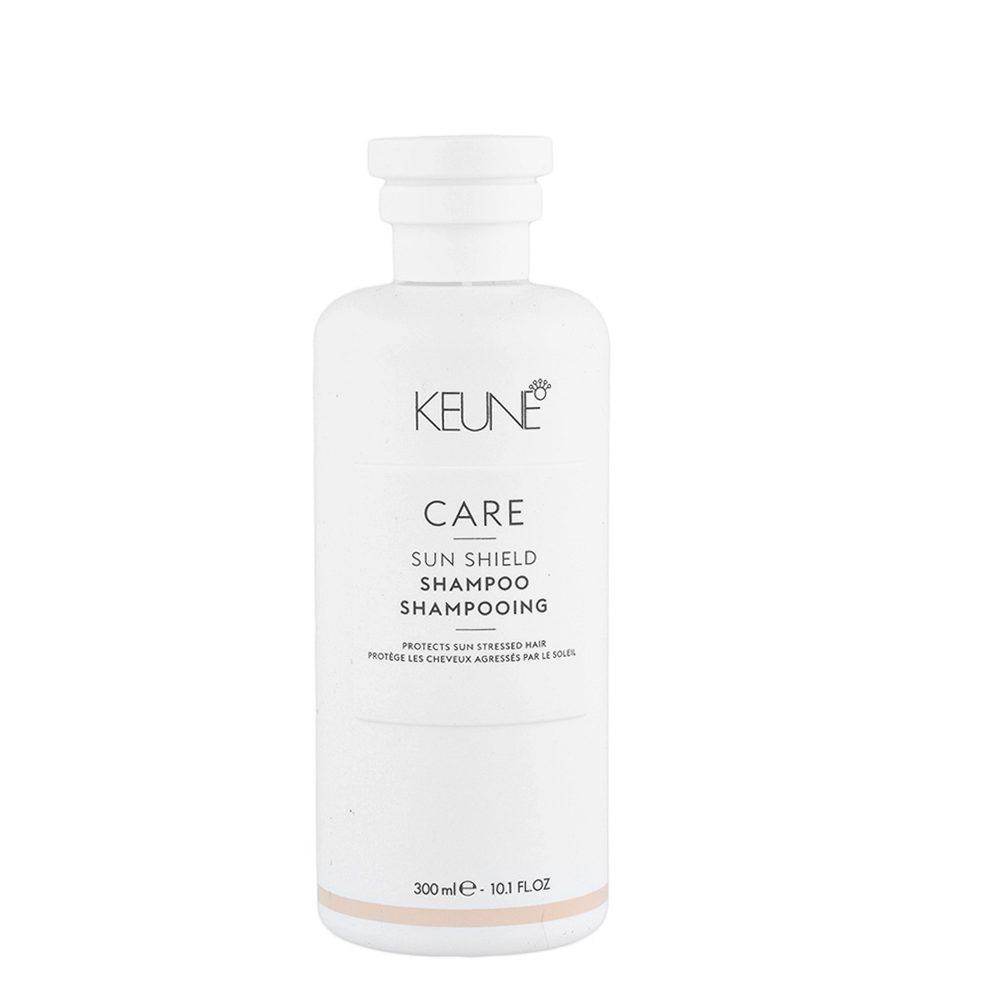 Keune Care Line Sun Shield Shampoo 300ml - shampoo di protezione solare