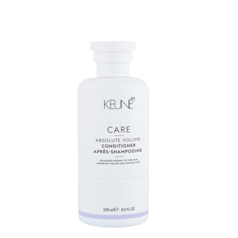 Keune Care Line Absolute Volume Conditioner 250ml - balsamo volumizzante