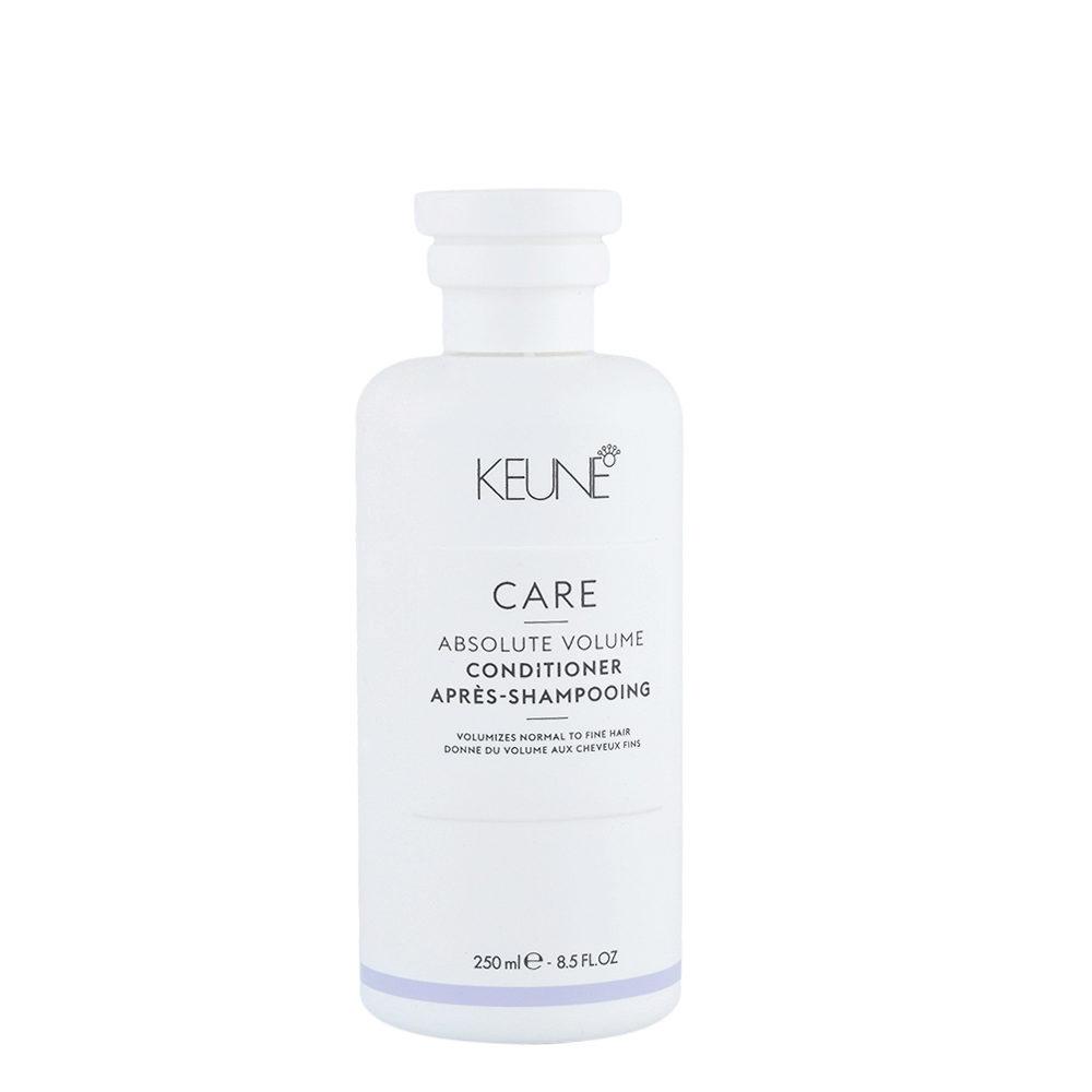 Keune Care Line Absolute Volume Conditioner 250ml - balsamo volumizzante