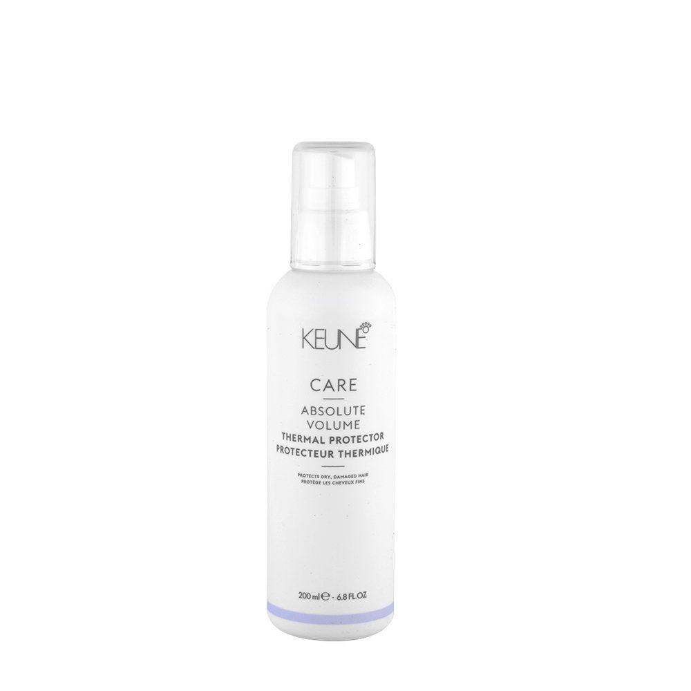 Keune Care Line Absolute Volume Thermal Protectant 200ml - spray di protezione termica