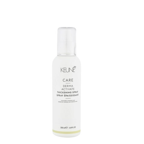 Keune Care Line Derma Activate Thickening Spray 200ml - Spray Ispessente