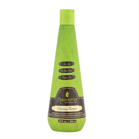 Macadamia Volumizing Shampoo 300ml - shampoo volumizzante