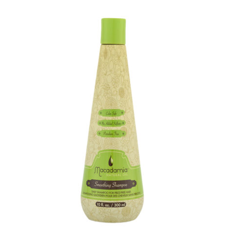 Macadamia Smoothing Shampoo 300ml - shampoo anticrespo