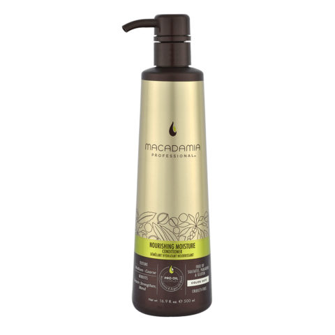 Macadamia Nourishing moisture Conditioner 500ml - balsamo idratante e nutriente