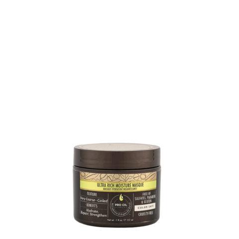 Macadamia Ultra-rich moisture Masque 60ml - maschera idratante per capelli grossi