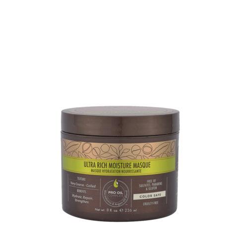 Macadamia Ultra-rich moisture Masque 236ml - maschera idratante e nutriente
