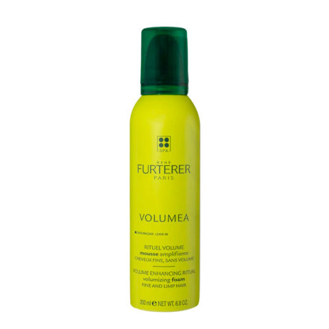 René Furterer Volumea Volumizing foam 200ml - schiuma volumizzante