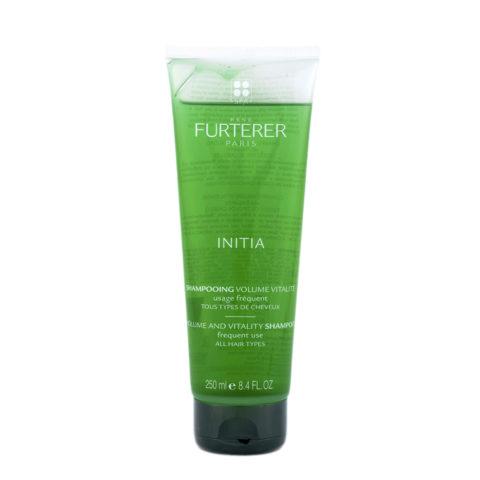 René Furterer Initia Volume & Vitality Shampoo 250ml - shampoo uso frequente