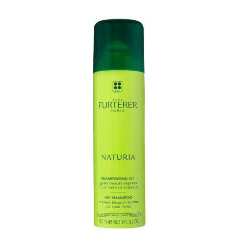 René Furterer Naturia Dry Shampoo with absorbent clay 150ml - shampoo secco all'argilla assorbente