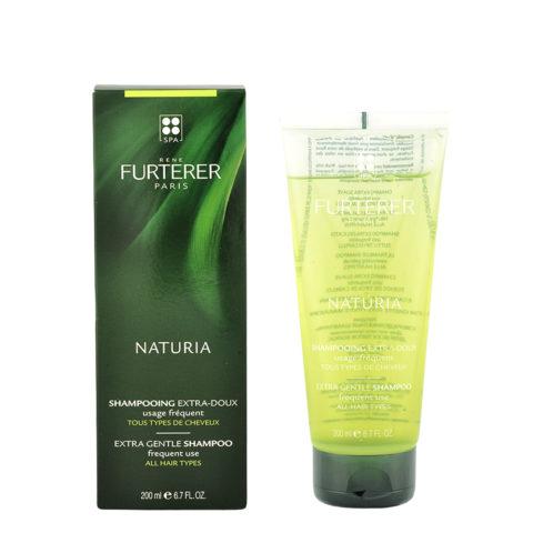 René Furterer Naturia Extra-gentle balancing shampoo 200ml - shampoo extra delicato equilibrante