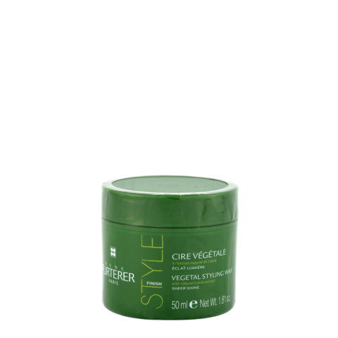 René Furterer Styling Vegetal styling wax sheer shine 50ml - cera vegetale effetto brillante