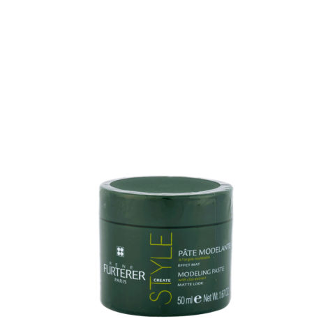 René Furterer Styling Modeling paste Matte look 50ml - pasta modellante effetto matt