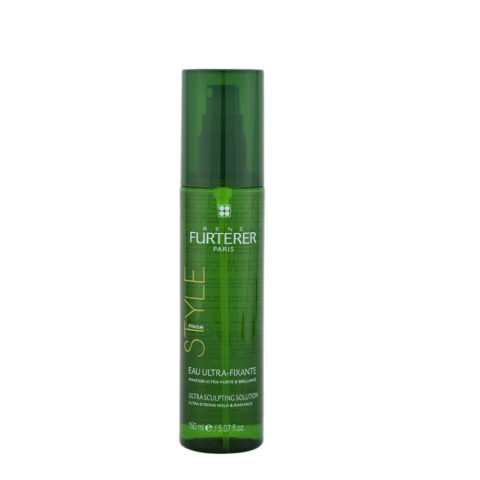 René Furterer Styling Ultra-sculpting solution 150ml - acqua ultra fissante