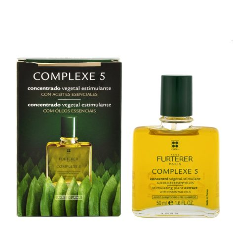 René Furterer Complexe 5, 50ml - elisir pre shampoo