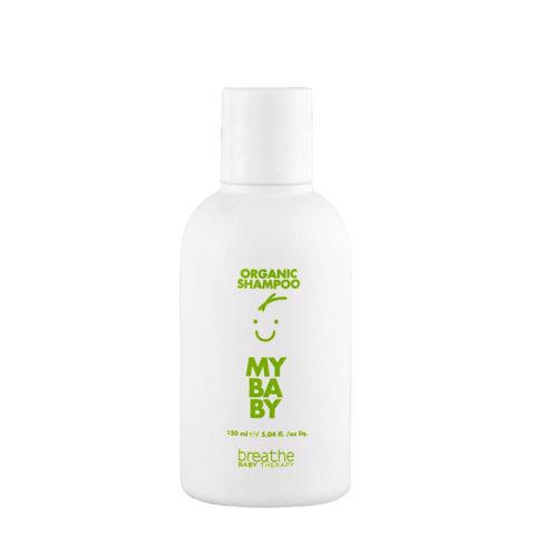 Naturalmente My Baby Organic Shampoo 150ml - shampoo naturale e delicato per bambini