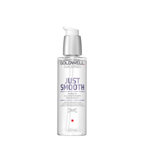 Goldwell Dualsenses Just Smooth Taming Oil 100ml - Olio anticrespo