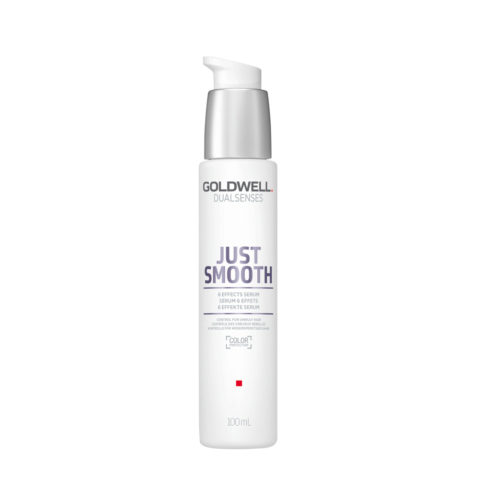 Goldwell Dualsenses Just Smooth 6 Effects Serum 100ml - Siero anticrespo