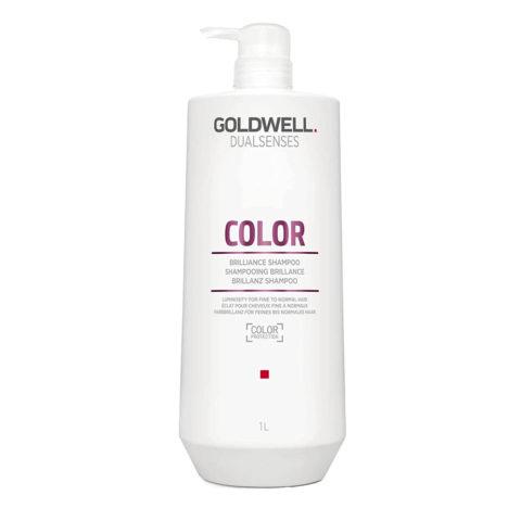 Goldwell Dualsenses color Brilliance shampoo 1000ml - Shampoo capelli colorati