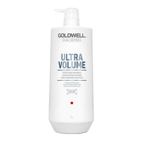 Goldwell Dualsenses Ultra volume Bodifyng shampoo 1000ml - shampoo volume