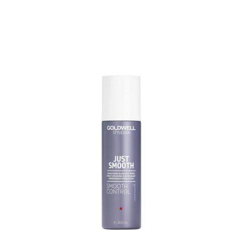 Goldwell Stylesign Just Smooth Control 200ml - Spray modellante tenuta leggera