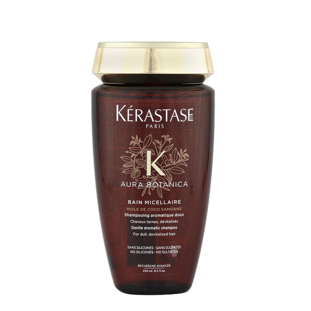 Kerastase Aura Botanica Bain Micellaire 250ml - shampoo idratante naturale capelli fini