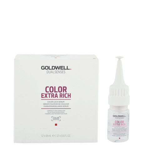 Goldwell Dualsenses Color Extra Rich Brilliance Color lock Serum 12x18ml - Siero fissativo