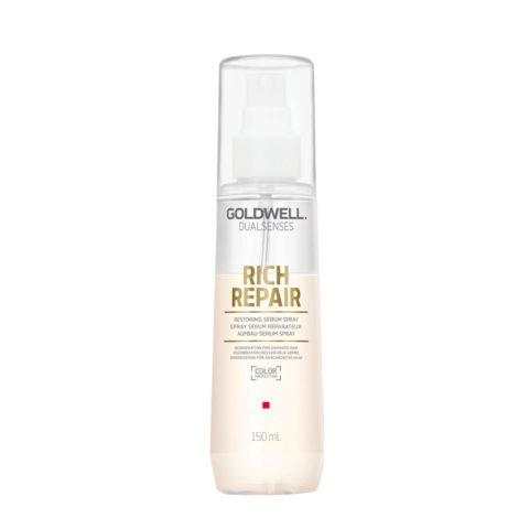 Goldwell Dualsenses rich repair Restoring serum spray 150ml - spray ristrutturante