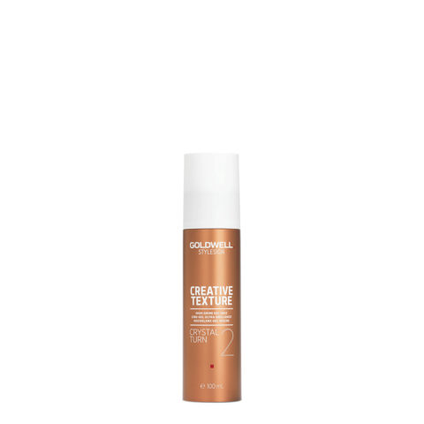 Goldwell Stylesign Texture Crystal turn 100ml - cera gel brillantezza intensa