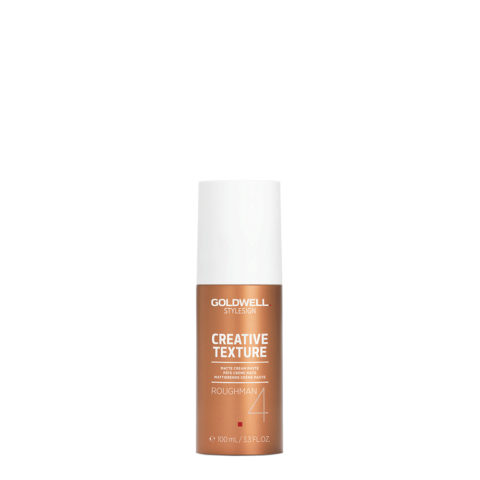 Goldwell Stylesign Texture Roughman 100ml - pasta in crema effetto matt