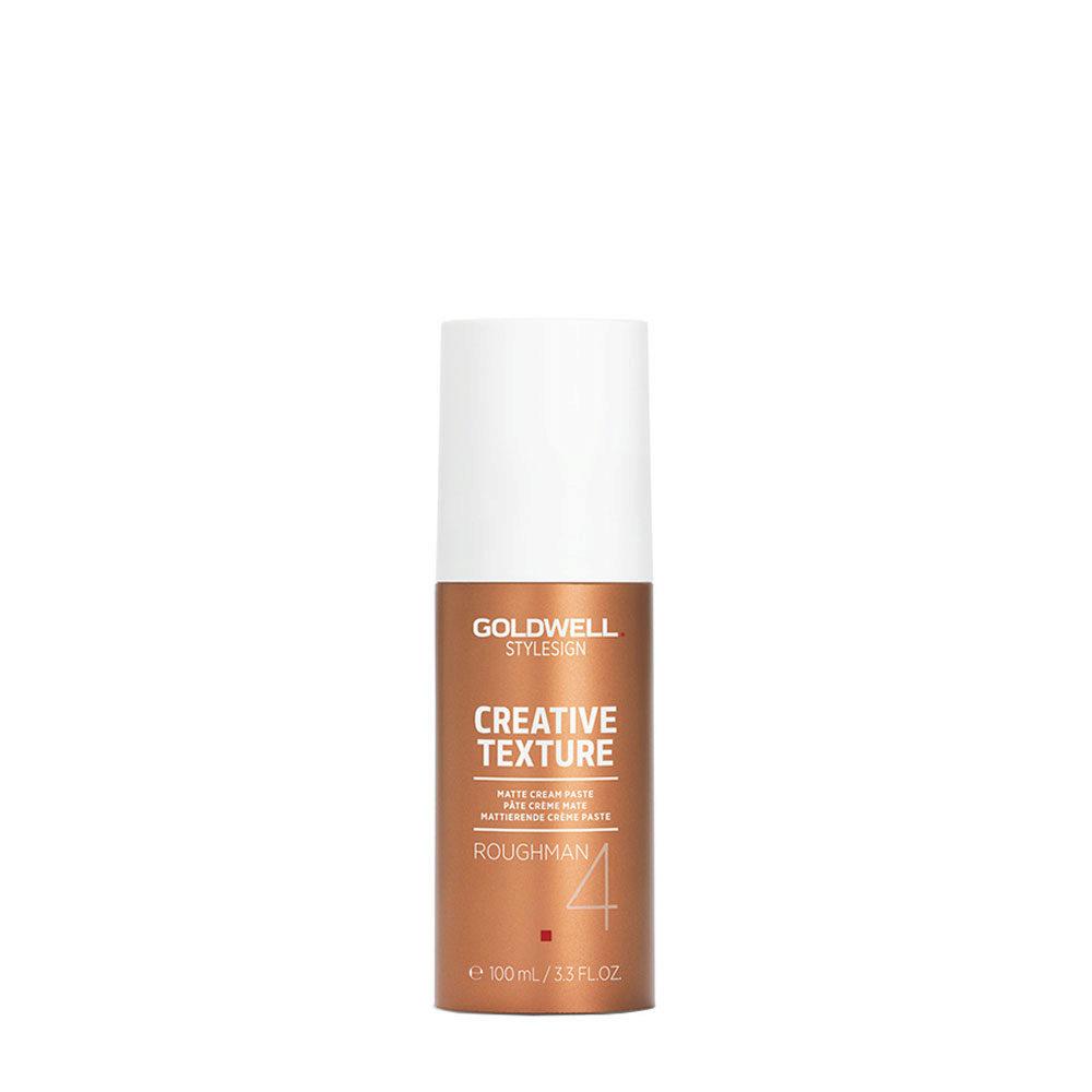 Goldwell Stylesign Texture Roughman 100ml - pasta in crema effetto matt