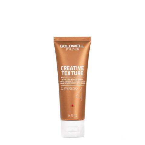 Goldwell Stylesign Texture Superego 75ml - crema styling strutturante