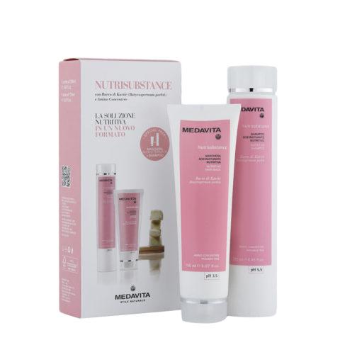 Medavita Lunghezze Nutrisubstance Shampoo 250ml e Maschera 150ml