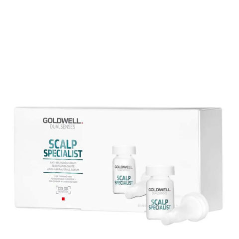 Goldwell Dualsenses Scalp specialist Anti-hairloss serum 8x6ml - siero anticaduta
