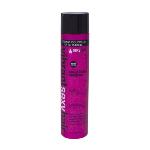 Vibrant Sexy hair Color Lock Shampoo 300ml