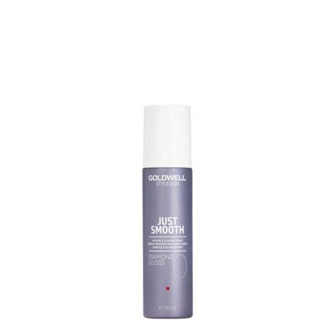 Goldwell Stylesign Just Smooth Diamond gloss 150ml - spray protettivo lucidante