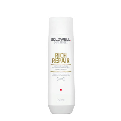 Goldwell Dualsenses rich repair Restoring Shampoo 250ml - shampoo ristrutturante