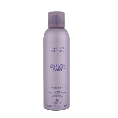 Alterna Caviar Volume Thick&Full Mousse 232gr - mousse ispessente