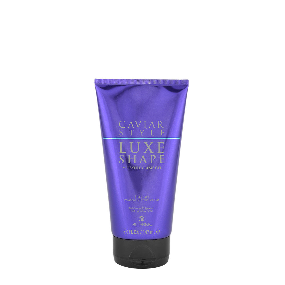Alterna Caviar Style Luxe Shape Versatile Creme Gel 147ml - gel cremoso modellante