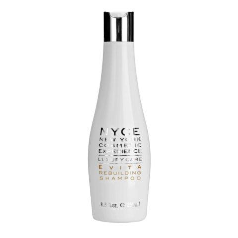 Nyce Luxury Care Evita Rebuilding Shampoo 250ml - Shampoo ristrutturante