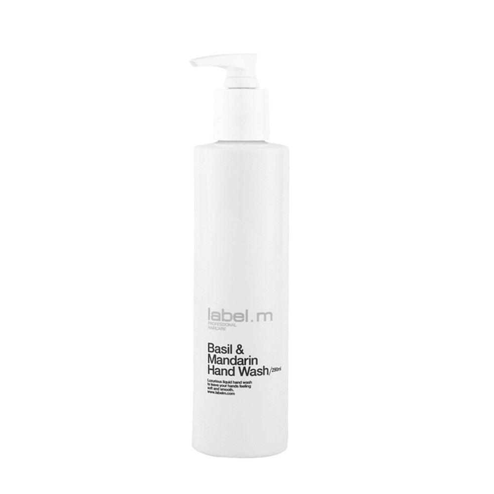Label M. Basil & Mandarin Handwash 290ml - Sapone per le mani