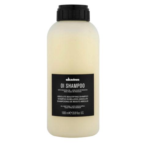 Davines OI Shampoo 1000ml - shampoo multi benefico
