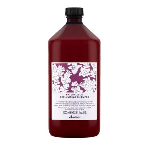 Davines Naturaltech Replumping Shampoo 1000ml