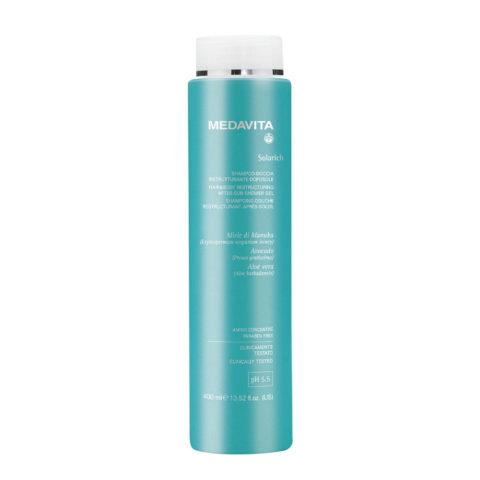 Medavita Lunghezze Solarich Shampoo doccia emolliente doposole 400ml