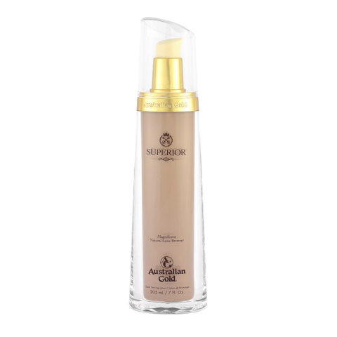 Australian Gold Superior Line Superior Intensificatore con Natural Bronzer 205ml