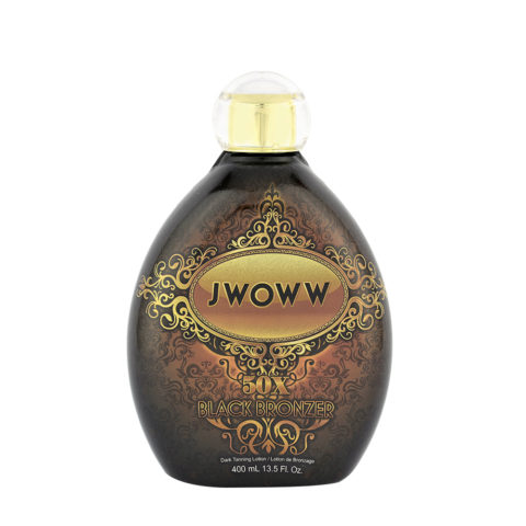 Australian Gold Jwoww 50x Black Bronzer 400ml - intensificatore