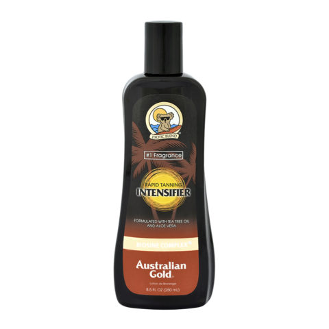 Australian Gold Linea Outdoor Intensificatore Rapid Tanning Intensifier 250ml