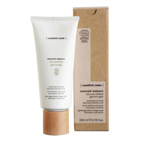 Comfort Zone Sacred Nature Bio-Certified Gommage 200ml