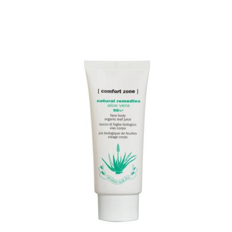 Comfort Zone Natural Remedies Aloe Vera 95% 100ml - crema viso e corpo all'Aloe