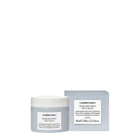 Comfort Zone Sublime Skin Rich Cream 60ml - crema ricca rassodante idratante