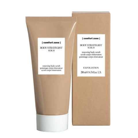 Comfort Zone Body Strategist Scrub 200ML